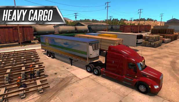 USA Truck Simulator screenshot 1