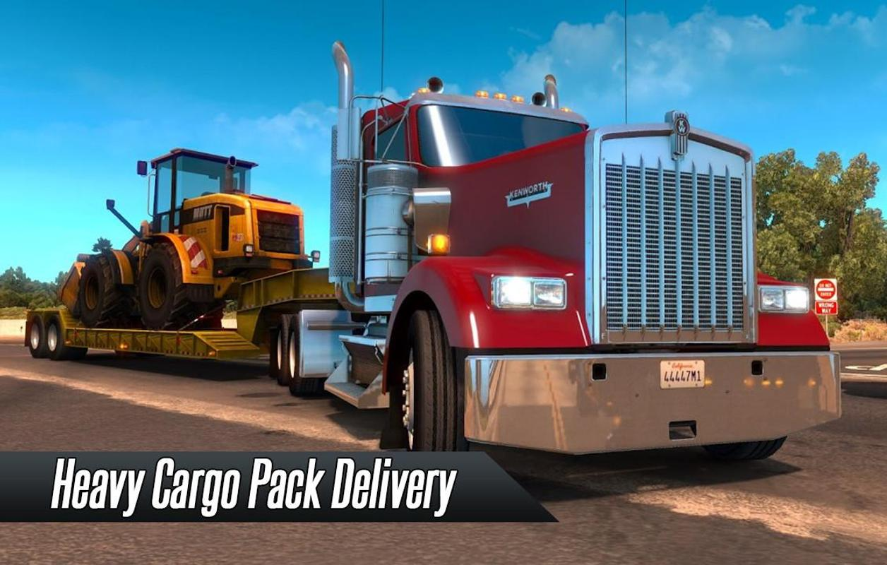 Usa truck simulator 3d for android apk download for Simulatore 3d