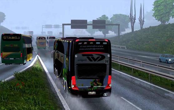 Bus Simulator 2018 captura de pantalla 3