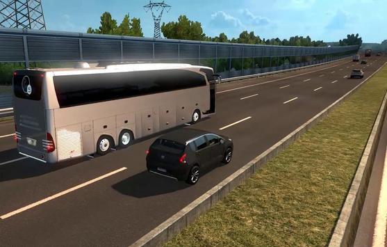 Bus Simulator 2018 captura de pantalla 6