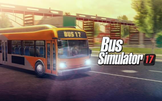 Bus Simulator 17 poster
