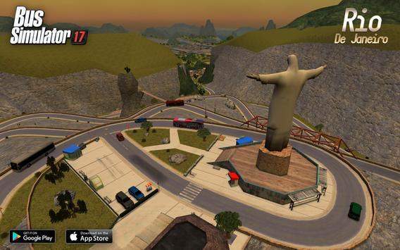 Bus Simulator 17 apk screenshot