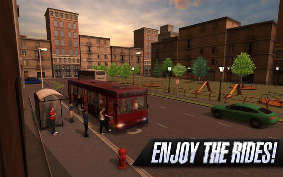 Bus Simulator 2015 screenshot 16