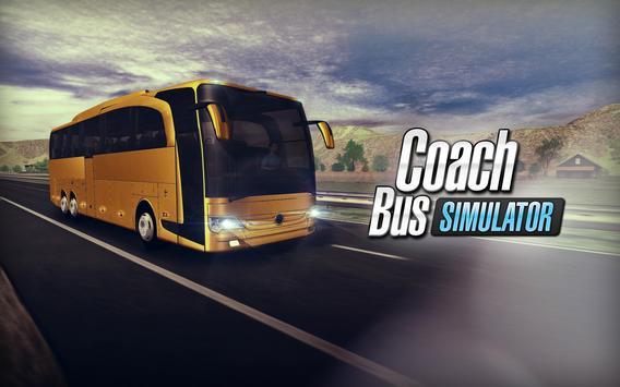 Coach Bus Simulator الملصق