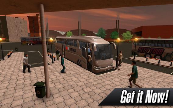 Coach Bus Simulator apk تصوير الشاشة