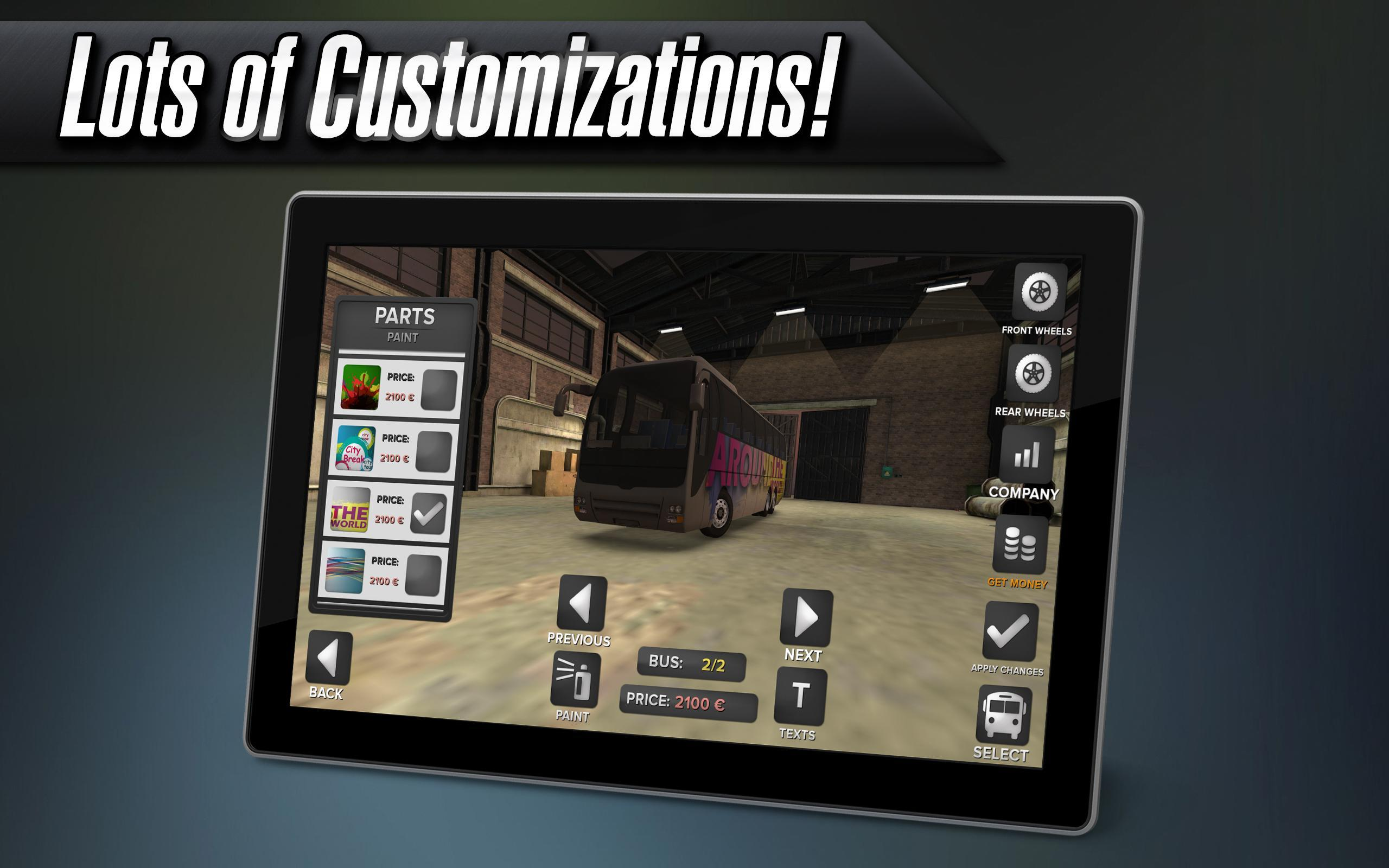 coach bus simulator mod apk terbaru