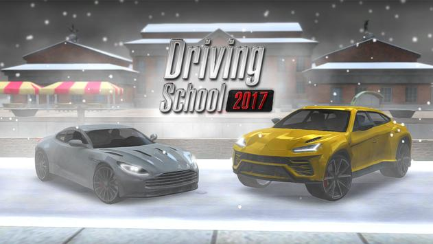 Driving School 2017 الملصق