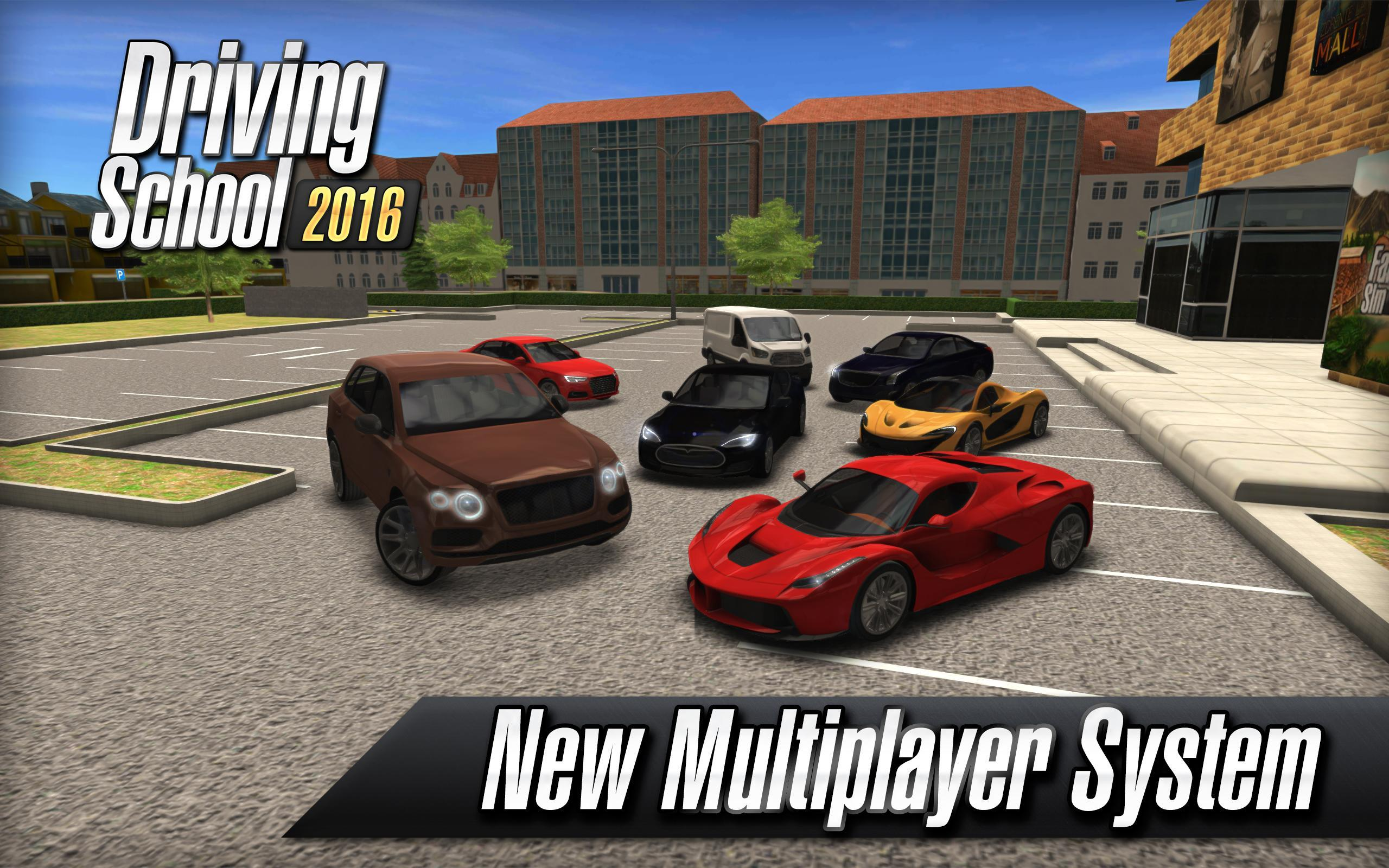 android oyun club car driving school 2017