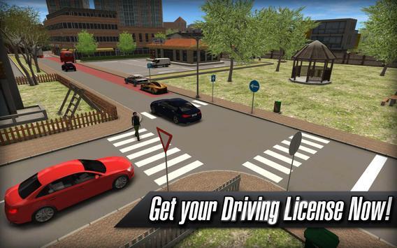 5 Schermata Driving School 2016