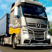 Euro Truck Simulator 2018 icon