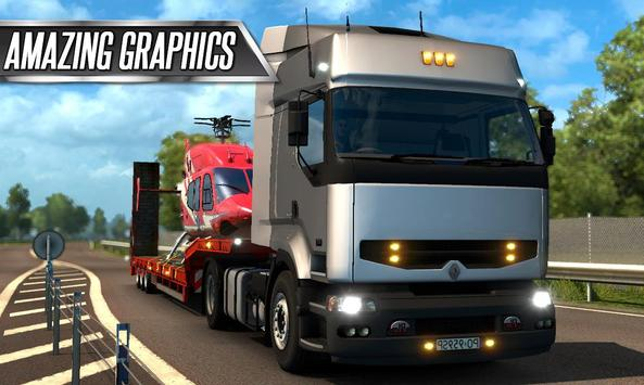 Euro truck simulator 2018 for android apk download euro truck simulator 2018 poster gumiabroncs Image collections