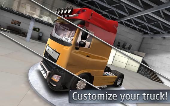 Euro Truck Driver 截图 16