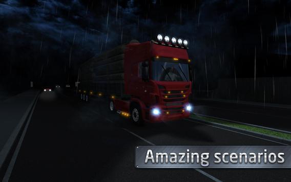 Euro Truck Driver 截图 5