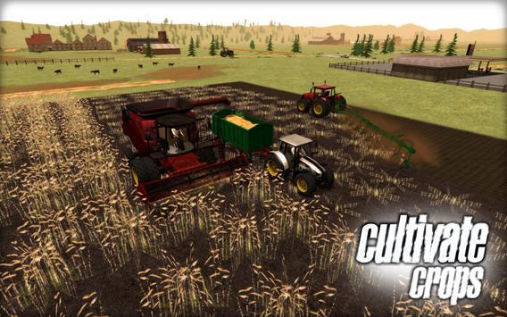 Farmer Sim 2015 screenshot 1