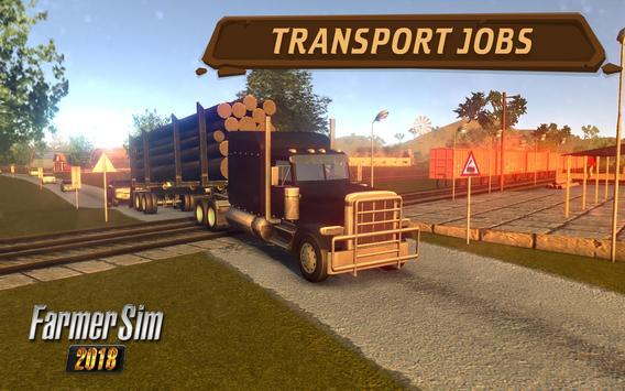 Farmer Sim 2018 screenshot 5