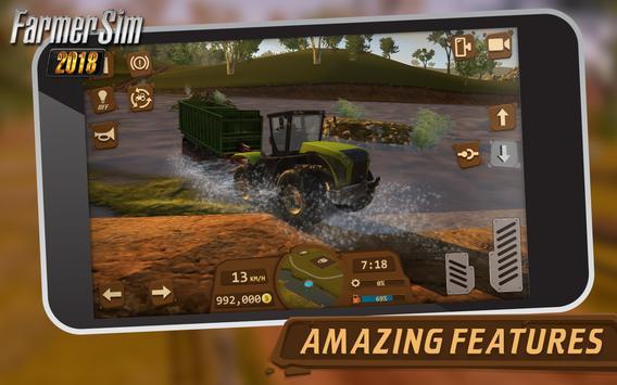 Farmer Sim 2018 screenshot 10