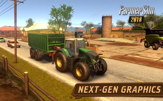 Farmer Sim 2018 screenshot 17