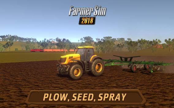 Farmer Sim 2018 screenshot 23