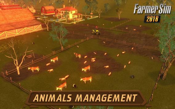 Farmer Sim 2018 screenshot 22