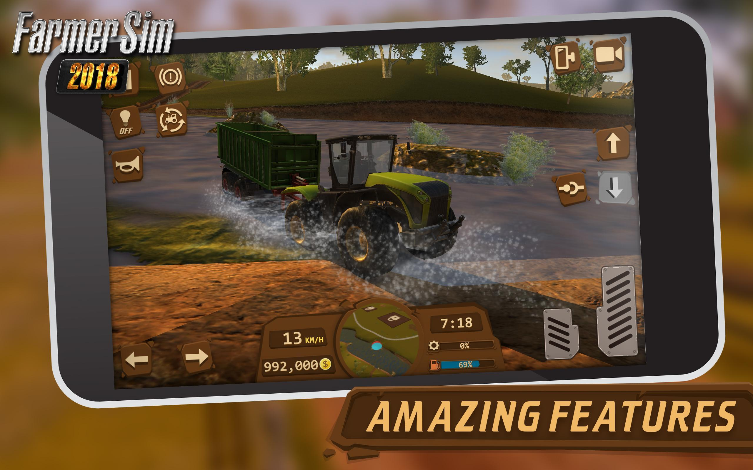 Farmer Sim 2018 for Android - APK Download