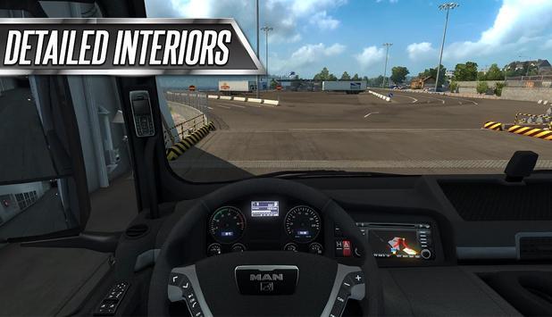 Truck Simulator 2018 screenshot 2