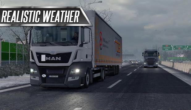 Truck Simulator 2018 screenshot 3
