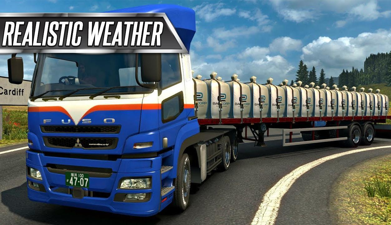 Download truck simulator indonesia mod apk android | IDBS