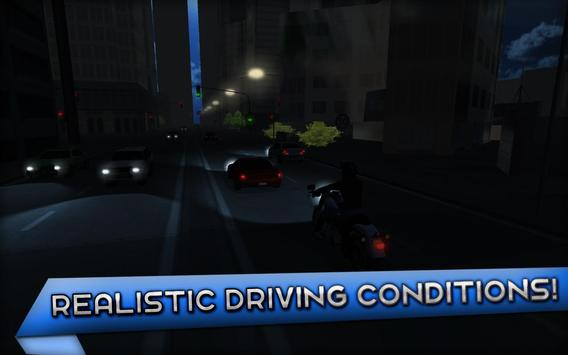 Motorcycle Driving 3D screenshot 2