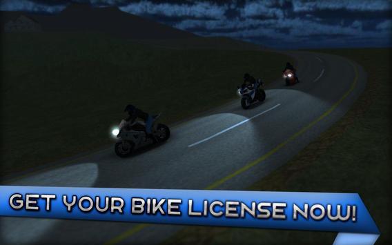 Motorcycle Driving 3D screenshot 7