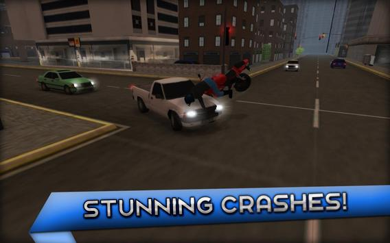Motorcycle Driving 3D screenshot 5