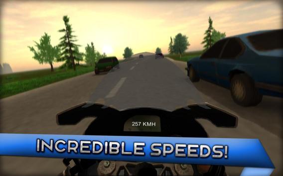 Motorcycle Driving 3D screenshot 6