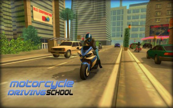 Motorcycle Driving 3D screenshot 8