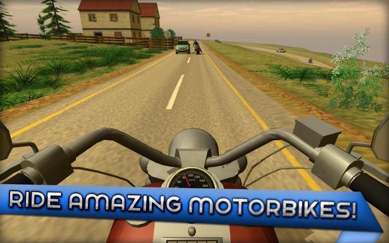 Motorcycle Driving 3D screenshot 9