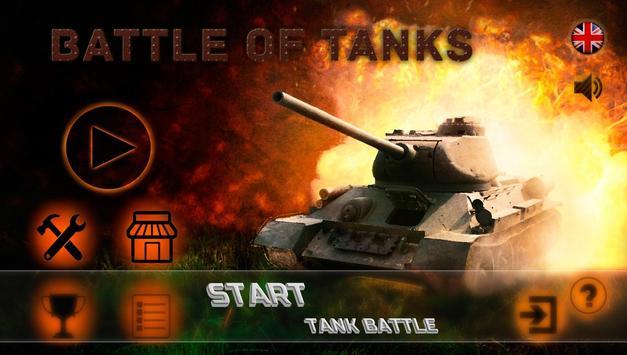 Battle Of Tanks apk screenshot