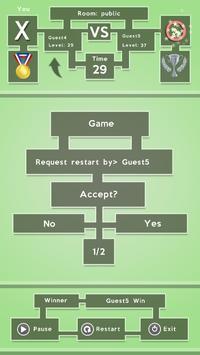TicTacToe jogo da velha Online apk screenshot