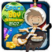 Space Boy Adventure 2017 icon