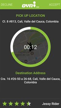 Ovniapp Driver screenshot 2