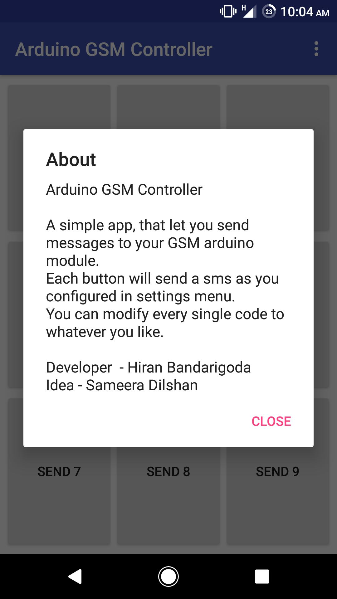 Arduino GSM Controller for Android - APK Download