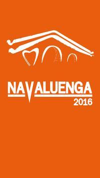 Fiestas Navaluenga 2016 poster