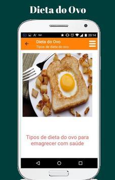 Dieta do ovo screenshot 2