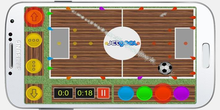 Jetgoal Water Football apk screenshot