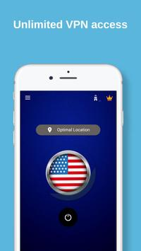 USA VPN स्क्रीनशॉट 1