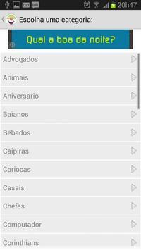 Piadex - Piadas engraçadas apk screenshot