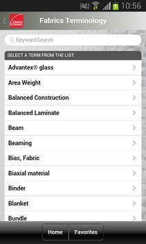 US Technical Fabrics Guide screenshot 11