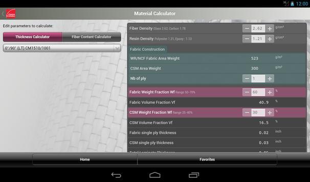US Technical Fabrics Guide screenshot 3