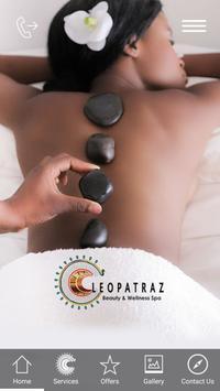 Cleopatraz Beauty&Wellness Spa apk screenshot