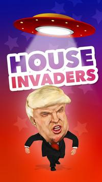 House Invaders USA poster
