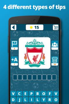 Football Logo Quiz (Soccer) apk screenshot