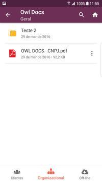 Owl Docs apk screenshot