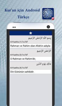 Türkçe Kuran screenshot 5